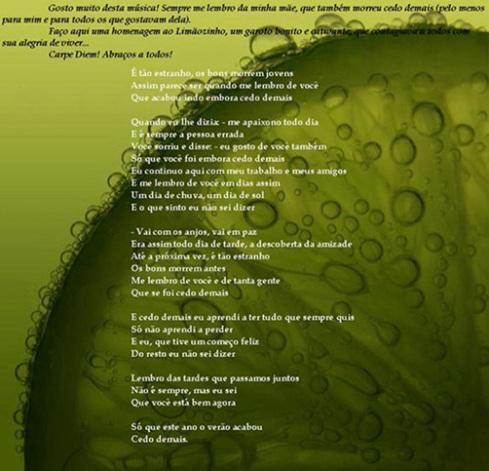 Limãozinho