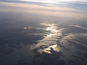 ... o de baixo é o Rio Grande.